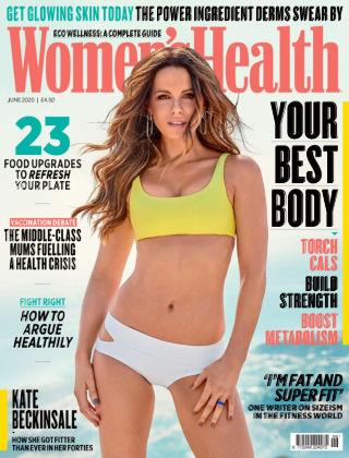 Women's Health - UK Jun 2020