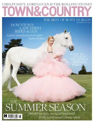 Town & Country - UK Summer 2016