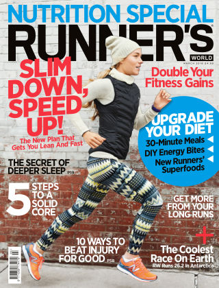 Runner's World UK March 2016