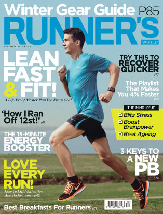 Runner's World UK December 2015