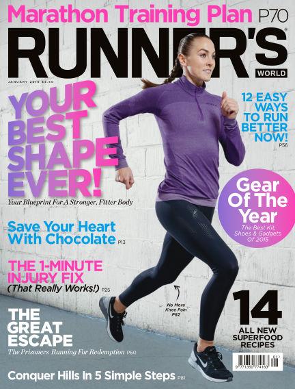 Runner's World UK December 04, 2015 00:00
