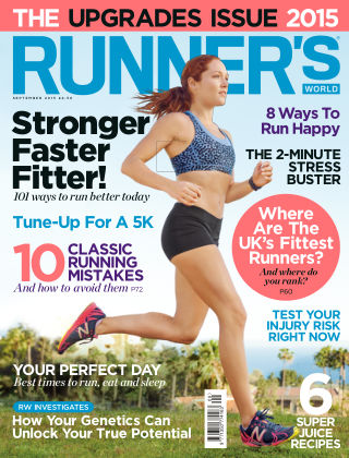 Runner's World UK September 2015