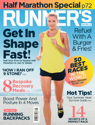 Runner's World UK August 2015