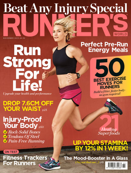 Runner's World UK October 02, 2015 00:00