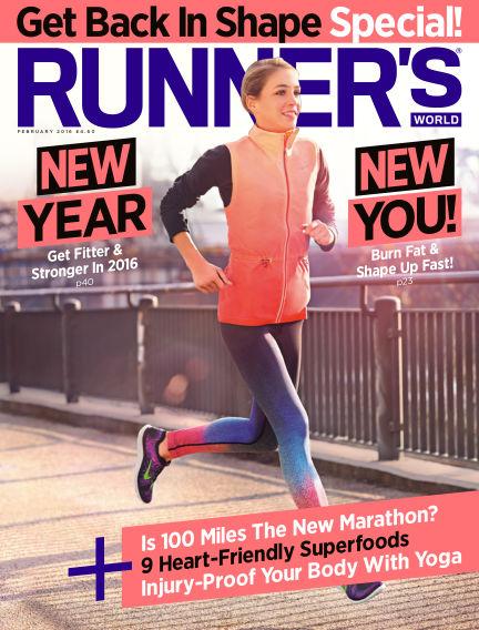 Runner's World UK January 01, 2016 00:00