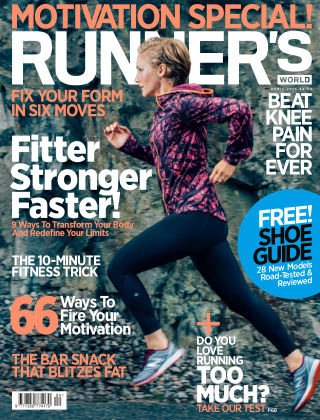 Runner's World UK April 2016