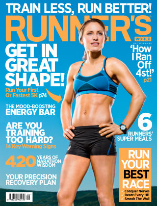 Runner's World UK May 2016