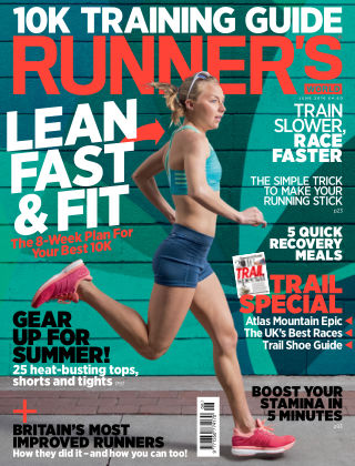 Runner's World UK June 2016