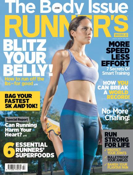 Runner's World UK May 26, 2016 00:00