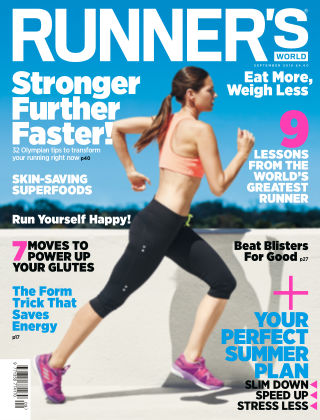 Runner's World UK September 2016