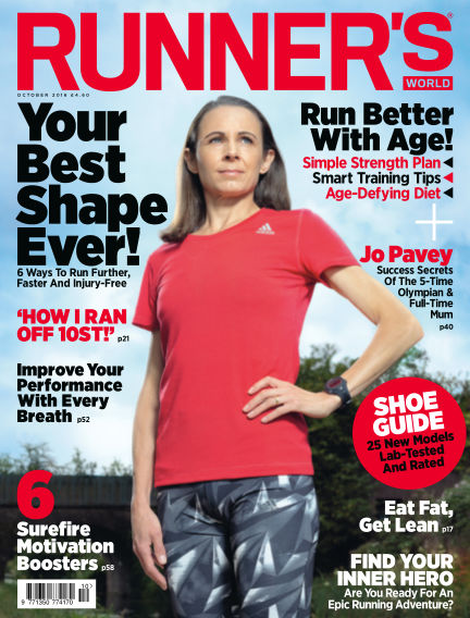 Runner's World UK August 25, 2016 00:00