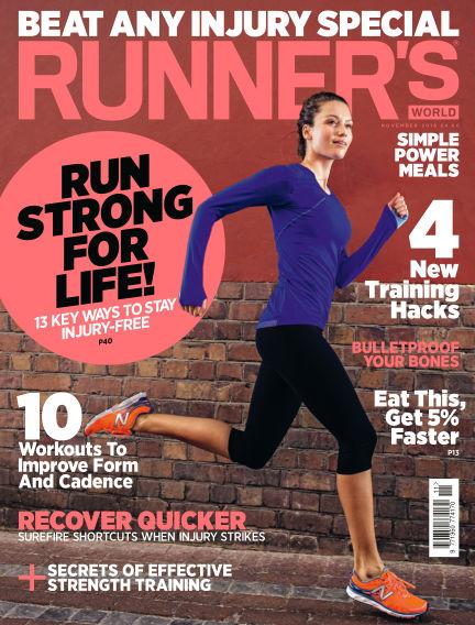 Runner's World UK September 29, 2016 00:00
