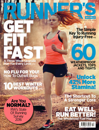 Runner's World UK December 2016