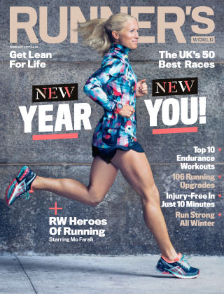 Runner's World UK February 2017