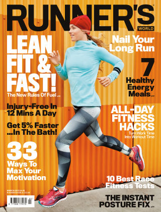 Runner's World UK March 2017
