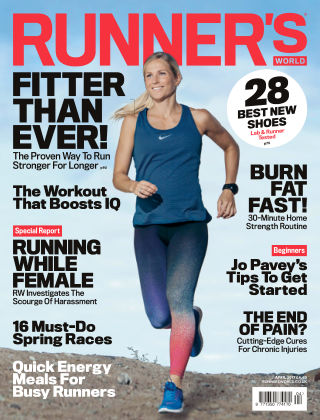 Runner's World UK April 2017