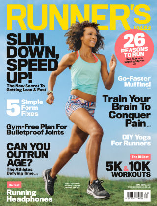 Runner's World UK May 2017