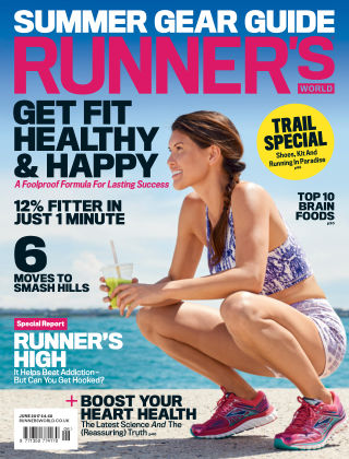 Runner's World UK June 2017