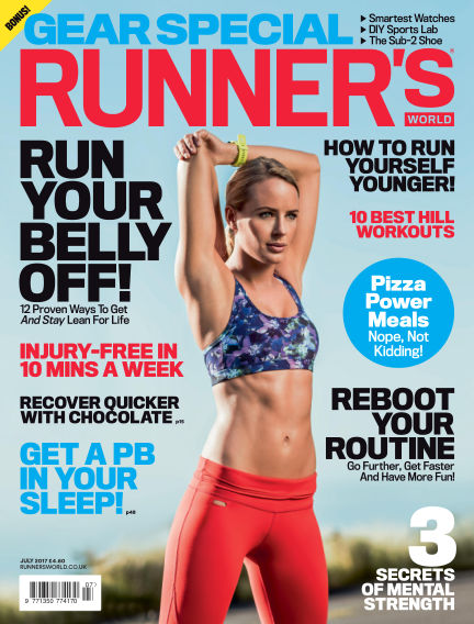 Runner's World UK May 26, 2017 00:00