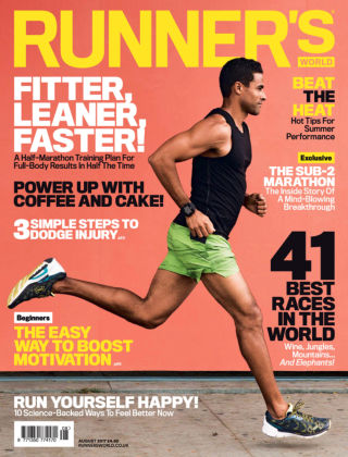 Runner's World UK Aug 2017