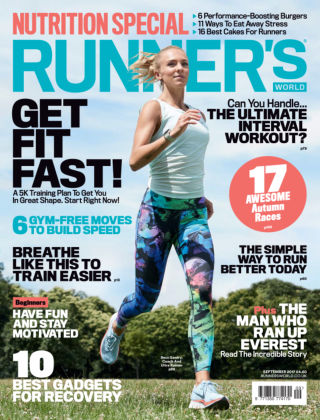 Runner's World UK Sep 2017