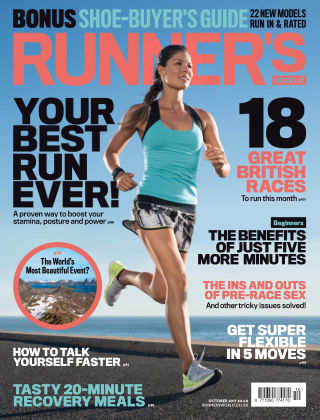 Runner's World UK Oct 2017
