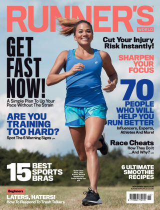 Runner's World UK Nov 2017