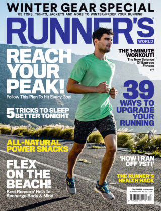 Runner's World UK Dec 2017