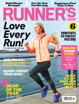 Runner's World UK Jan 2018