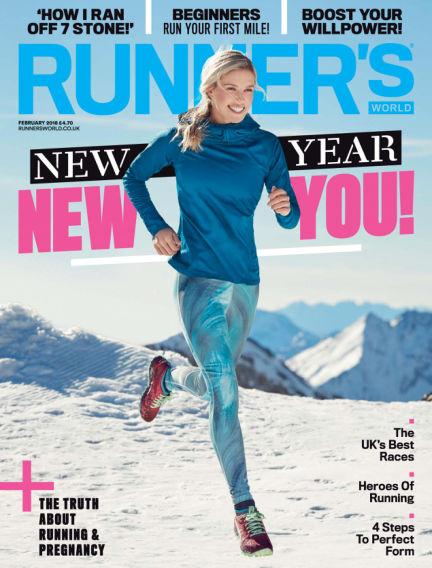 Runner's World UK January 03, 2018 00:00