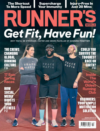 Runner's World UK Mar 2018