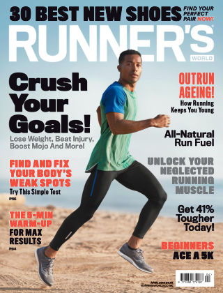 Runner's World UK Apr 2018