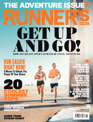 Runner's World UK Jun 2018