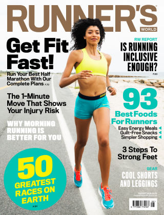Runner's World UK August 2018