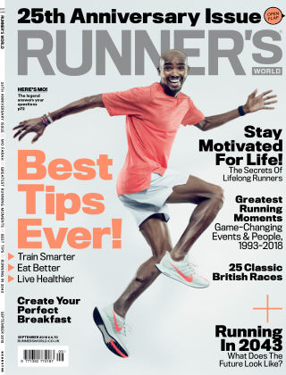 Runner's World UK September 2018