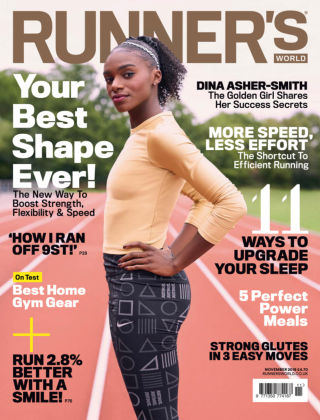Runner's World UK Nov 2018