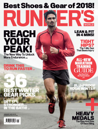 Runner's World UK Jan 2019