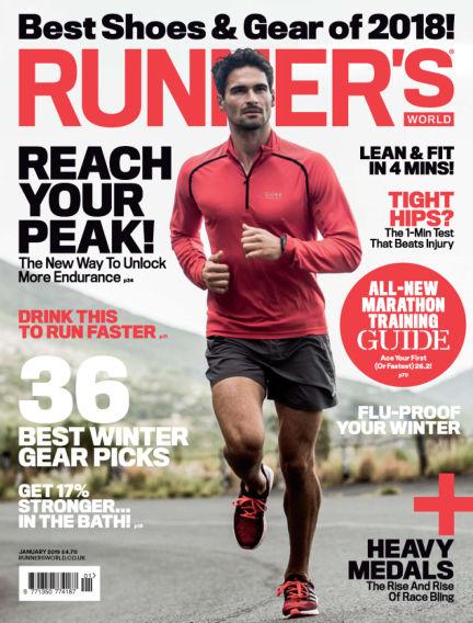 Runner's World UK November 27, 2018 00:00