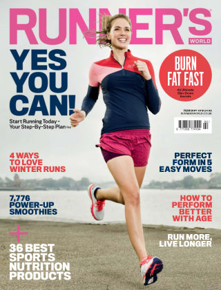 Runner's World UK Feb 2019