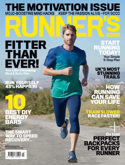 Runner's World UK January 31, 2019 00:00