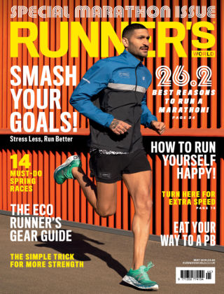Runner's World UK May 2019