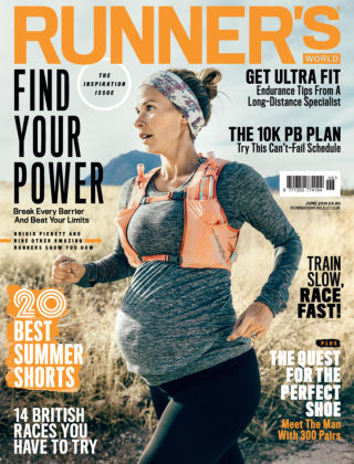 Runner's World UK Jun 2019
