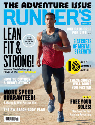 Runner's World UK Aug 2019
