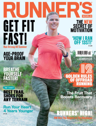 Runner's World UK Sep 2019