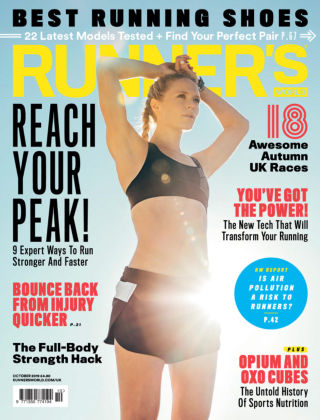 Runner's World UK Oct 2019