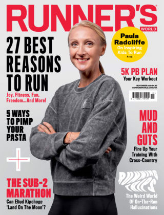 Runner's World UK Nov 2019