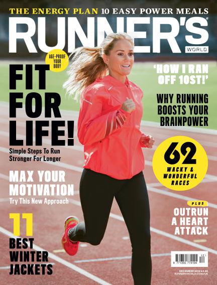 Runner's World UK October 31, 2019 00:00