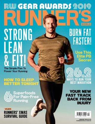 Runner's World UK Jan 2020