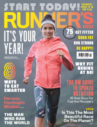 Runner's World UK Feb 2020