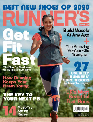 Runner's World UK Apr 2020